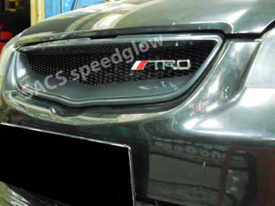 GRILLE TRD TOYOTA VIOS